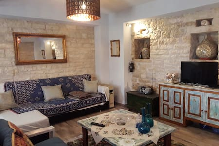 GENOVEFA STONE HOUSE FOR 2