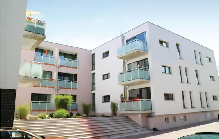 Holiday apartment with 2 bedrooms on 82 m² in Barth
