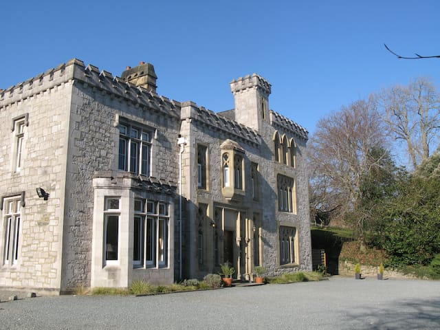 The Ffarm Flat at Ffarm Country House - Betws-yn-Rhos - Leilighet