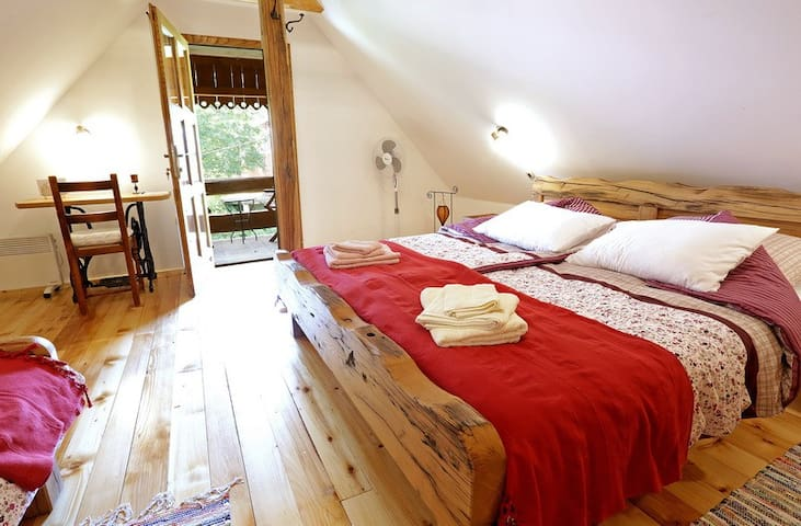 Apartment Hrast