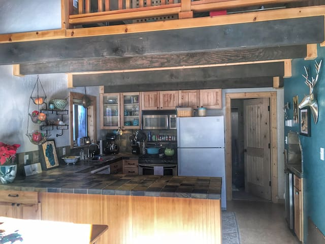 Beautiful Mountain Home - Truckee - Ev