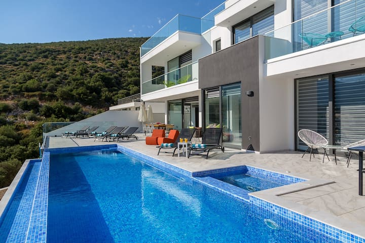 Villa Seascape - Kaş - Villa