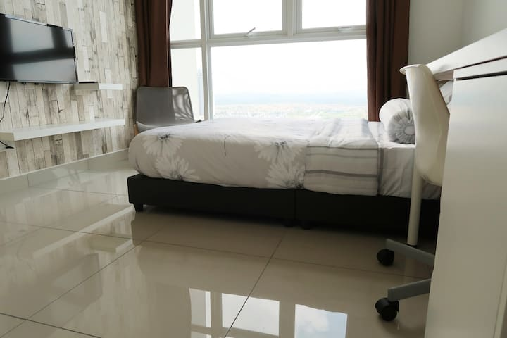 Master Bedroom @ Second Home