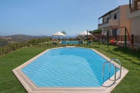 Villa Stefania Rethymnon,Crete - Rethymno - Villa