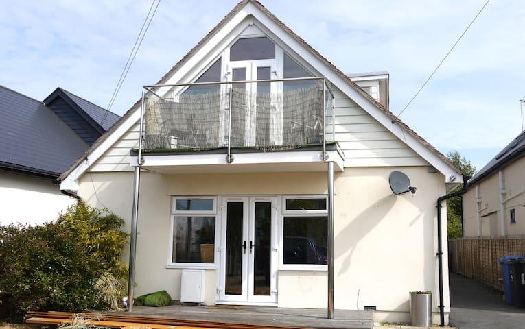 Hamworthy Park Beach House