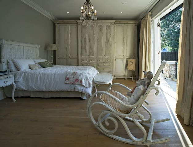 The French Quarter Parktown West JHB Room 3