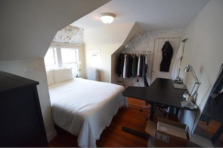 2 bedroom unit  near Boston College