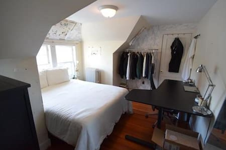 2 bedroom unit  near Boston College