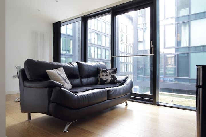 Luxurious Apartment Minutes From Royal Mile