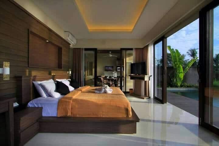 Romantic Vibes In A Stylish & Tranquil Ubud Villa