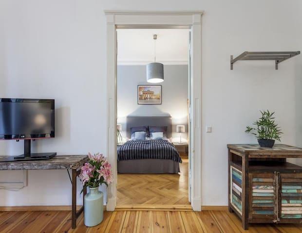 GreatStay Apartment mit zwei Schlafzimmern