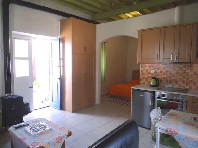 Lagada Village Flat - Aegiali - Дом