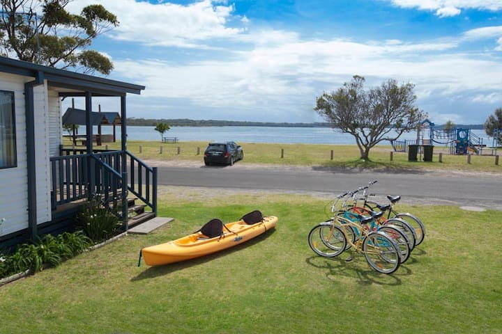 South Coast Retreat Cabins & Glamping - Greenwell Point - Kabin