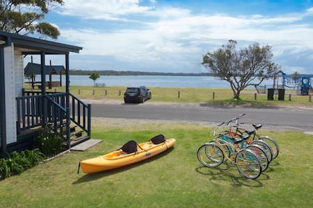 South Coast Retreat Cabins & Glamping - Greenwell Point - Cabaña
