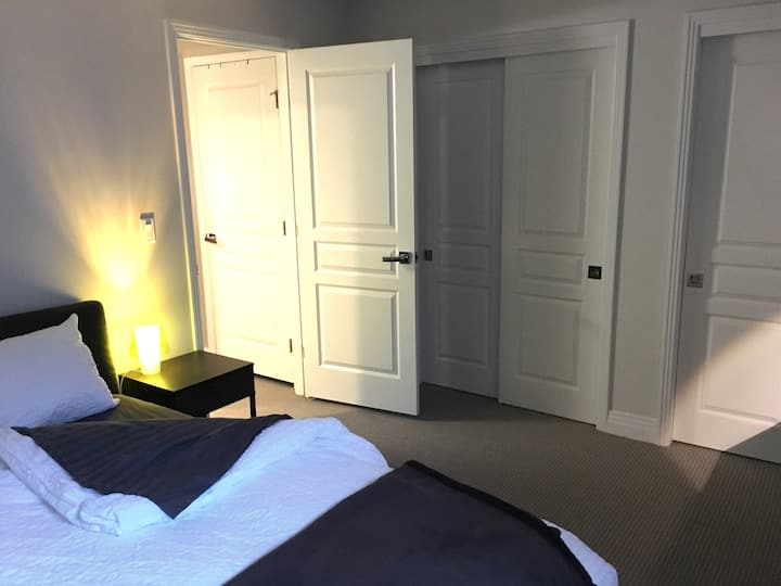 Private Bed and Bath in New Townhome