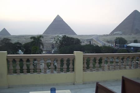 Great pyramid inn - Giza