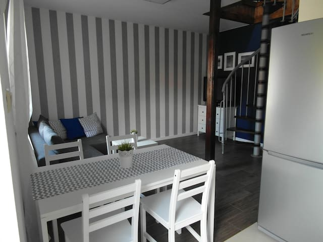 K2.  Apartament Kapitański  30m od morza! - Rewal - Appartement