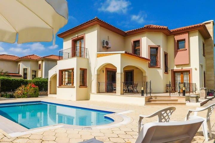 North Cyprus - Villa Eileen - Your Cyprus Villa