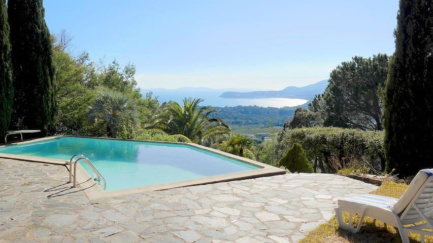 Sea View Villa - La Croix-Valmer - House