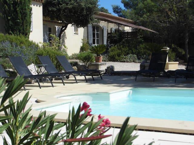Gîte de charme en Provence.