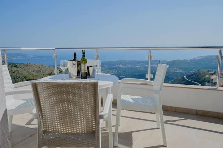Dubrovnik Sea Views Luxuary Villa