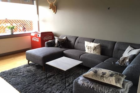 3bedroom apartment,private entrance,easy transport - Kópavogur - Wohnung