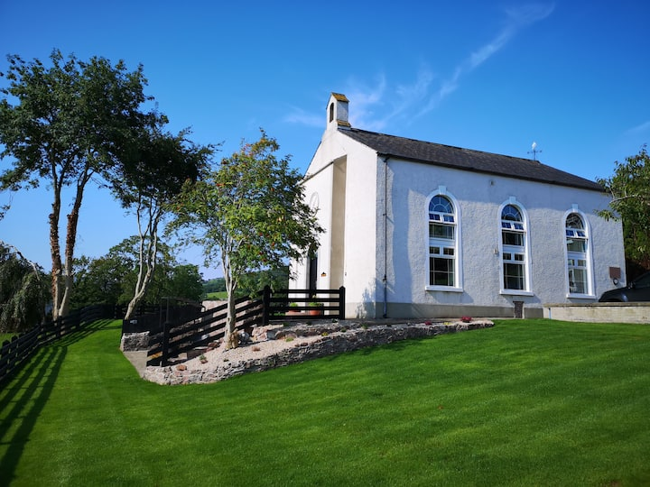 Mullarts Church - Glencorp Apartment - Cushendun