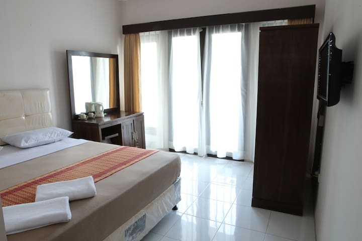 Basic Room to stay at Kuta