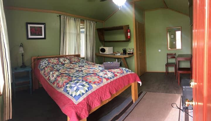 Cabin 3 with private 1/2 bath