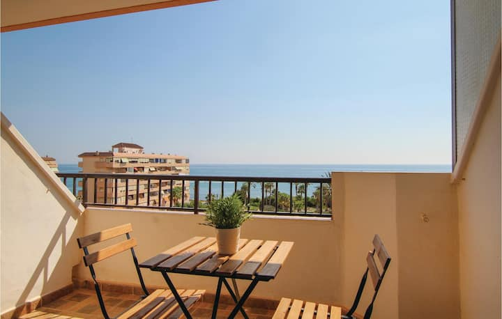 Nice home in Torrevoieja/La Mata with 2 Bedrooms