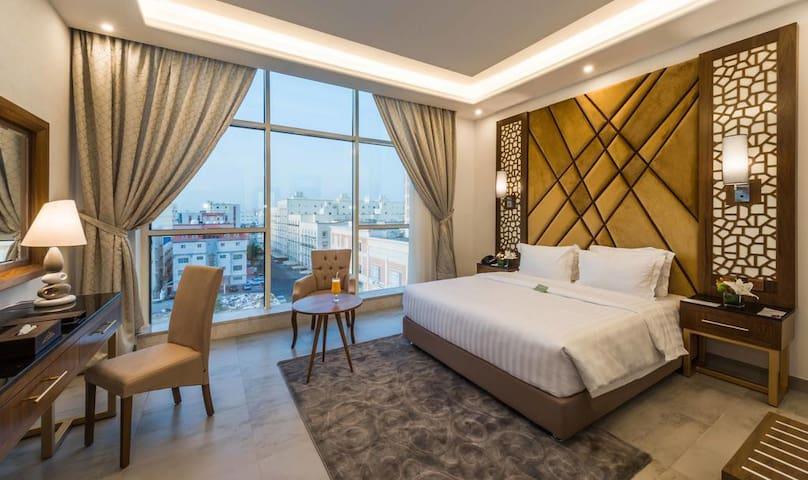 2 BR Suite, Rooftop Jeddah.