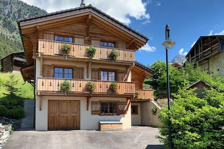 Charming independant studio in Val de Bagnes