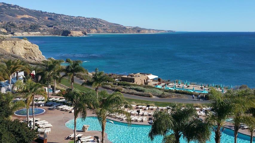 Terranea 1 BR Ground Level Luxury Oceanside Casita - Rancho Palos Verdes