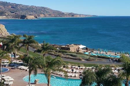 Terranea 1 BR Ground Level Luxury Oceanside Casita - 派洛斯福德庄园(Rancho Palos Verdes)