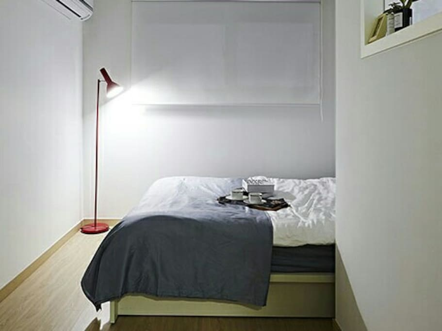 Room 1(double bed 1)