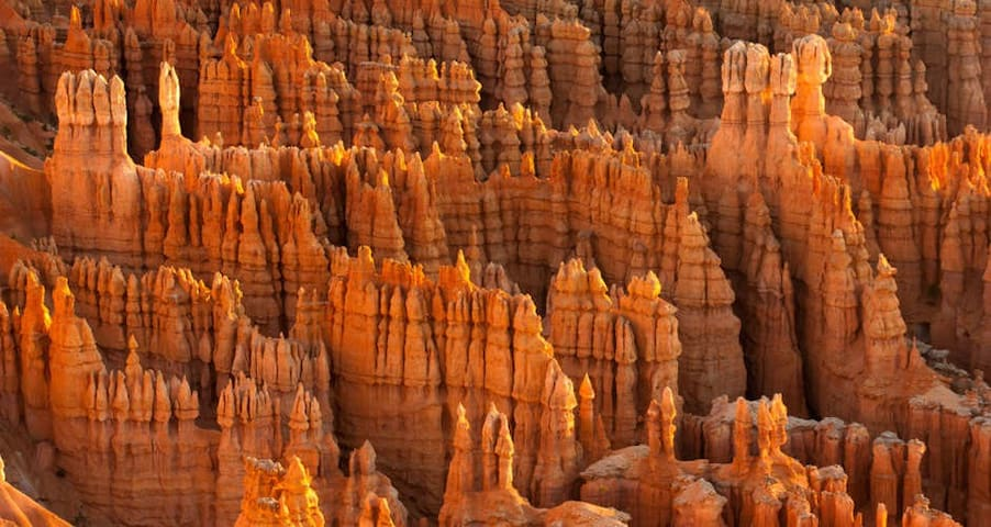 Bryce Canyon National Park - 81 miles from Kanab