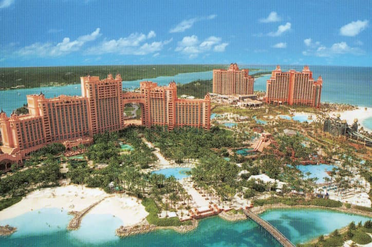 ATLANTIS, Bahamas - Christmas Week - Nassau - Apartment