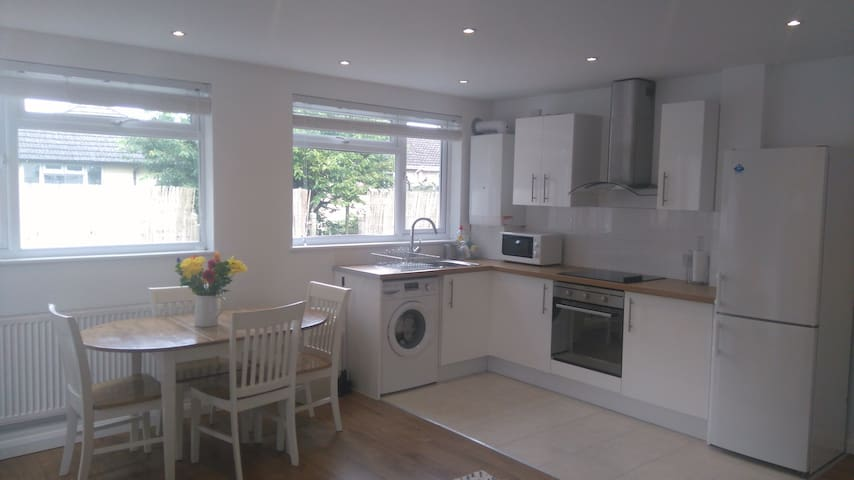 Newly refurbished detached bungalow