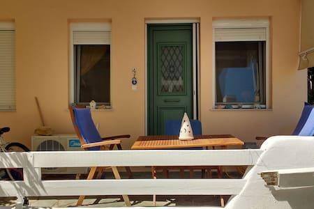 Summer apartment, Kalamitsi, Chalkidiki