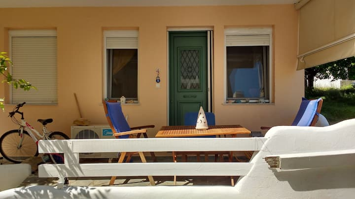 Summer apartment, Kalamitsi, Chalkidiki