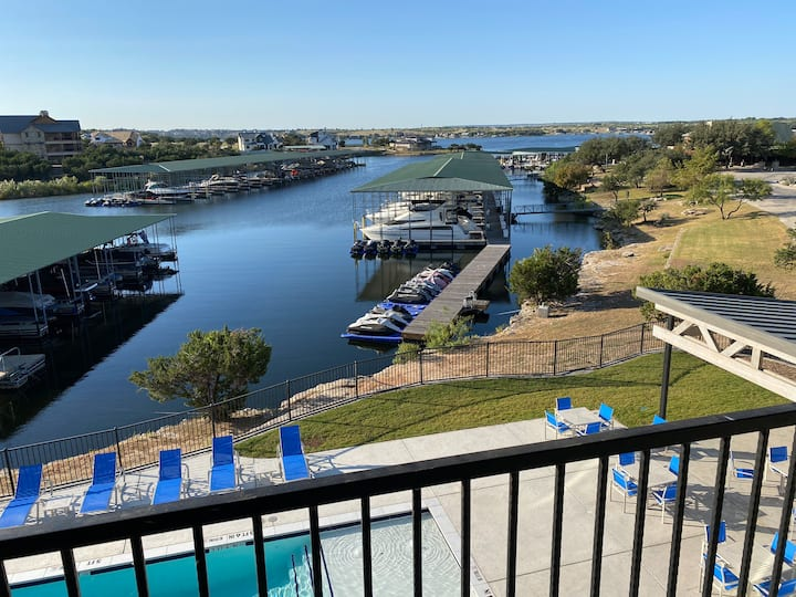 Breathtaking Harbor View in Possum Kingdom Lake