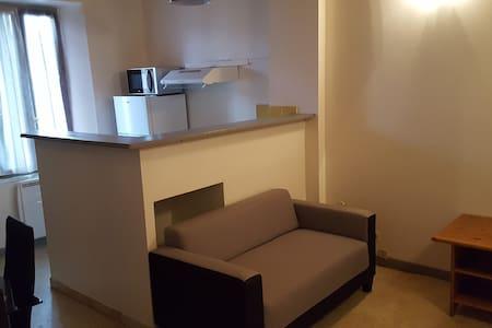 Bel appartement centre du village - Gréoux-les-Bains - Lakás