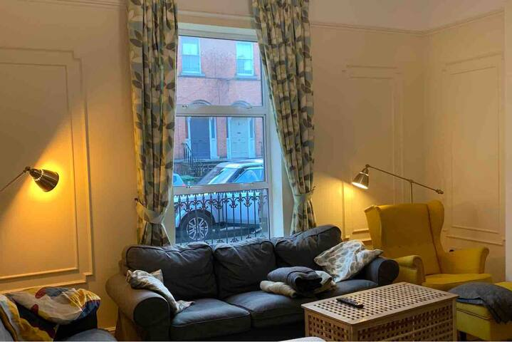 Double room with private bathroom - Center Dublin