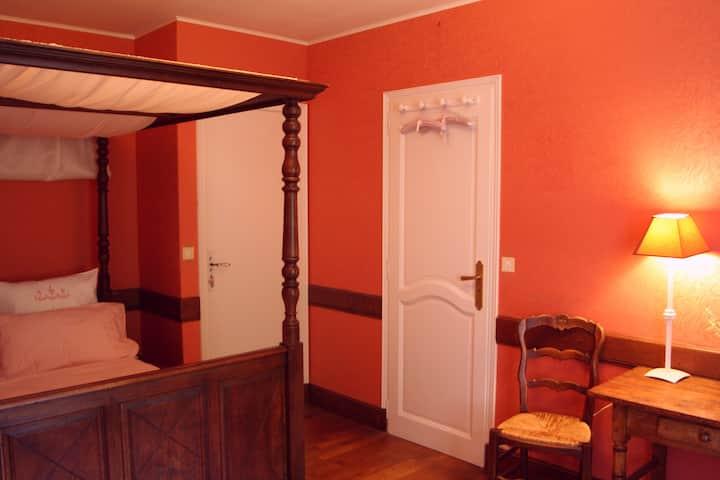 Maison du Tertre B&B - Rose Room