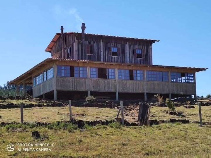 Casa na Serra Catarinense.
