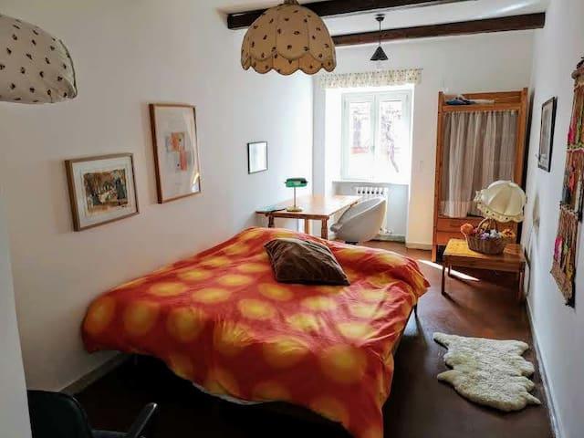 terza camera da letto matrimoniale o doppi letti singoli