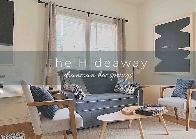NEW! Hip Downtown Pad! Walk Everywhere!