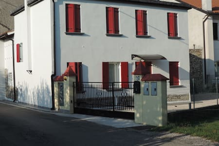 Casa Rossa~ Your gateway in the Veneto countryside