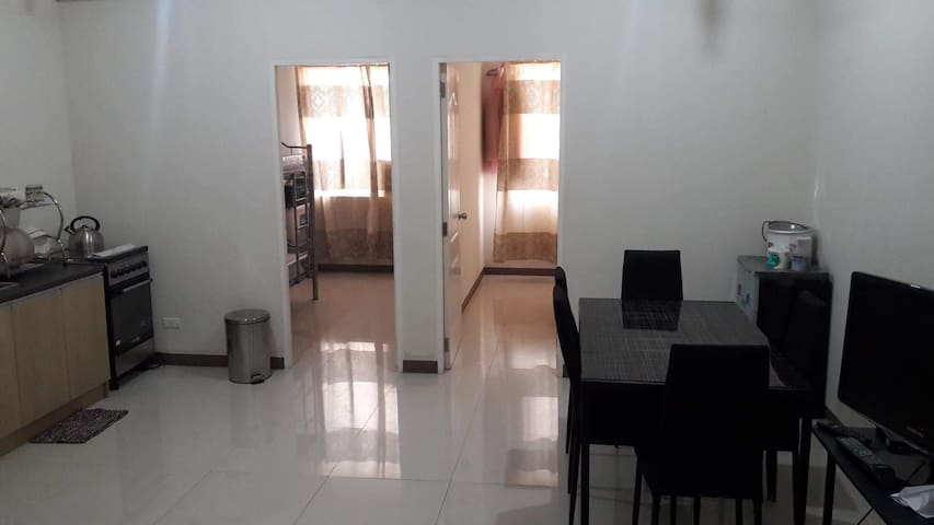 Winland Residences 2-BR Condo w/ Hot & Cold Shower