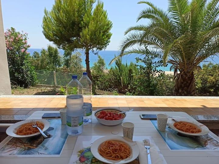 Villa Raffaele, Sea View (App.Scirocco)